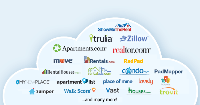 Online Apartment Advertising Rentlinx